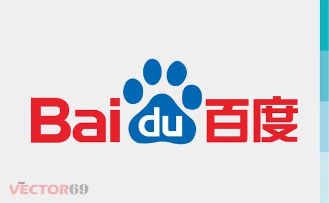Logo Baidu - Download Vector File SVG (Scalable Vector Graphics)