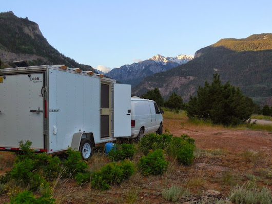 Cost of Converting a Cargo Trailer into a Travel Trailer