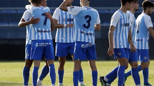 El Málaga - Betis Juvenil se suspende por varios positivos COVID