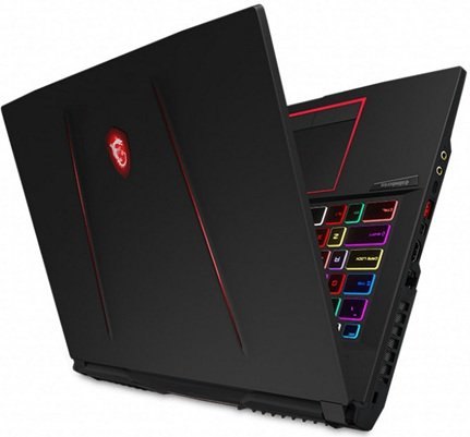 MSI GE75 Raider 8SF-033XES: procesador Core i7 + gráfica GeForce RTX 2070 (8 GB)