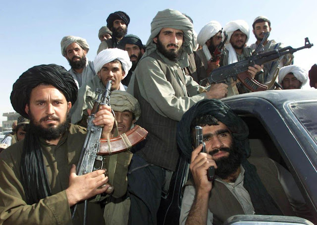 RAMSHACKLE US-BACKED AFGHAN GOVERNMENT ON BRINK OF COLLAPSE
