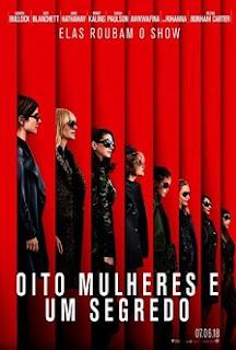 Oito Mulheres e um Segredo Torrent (2018) HD 720p Dublado e Legendado – Download