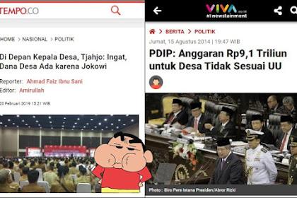 HNW Tepis 'Dana Desa Jokowi': UU Desa Diteken SBY, Sempat Ditolak PDIP