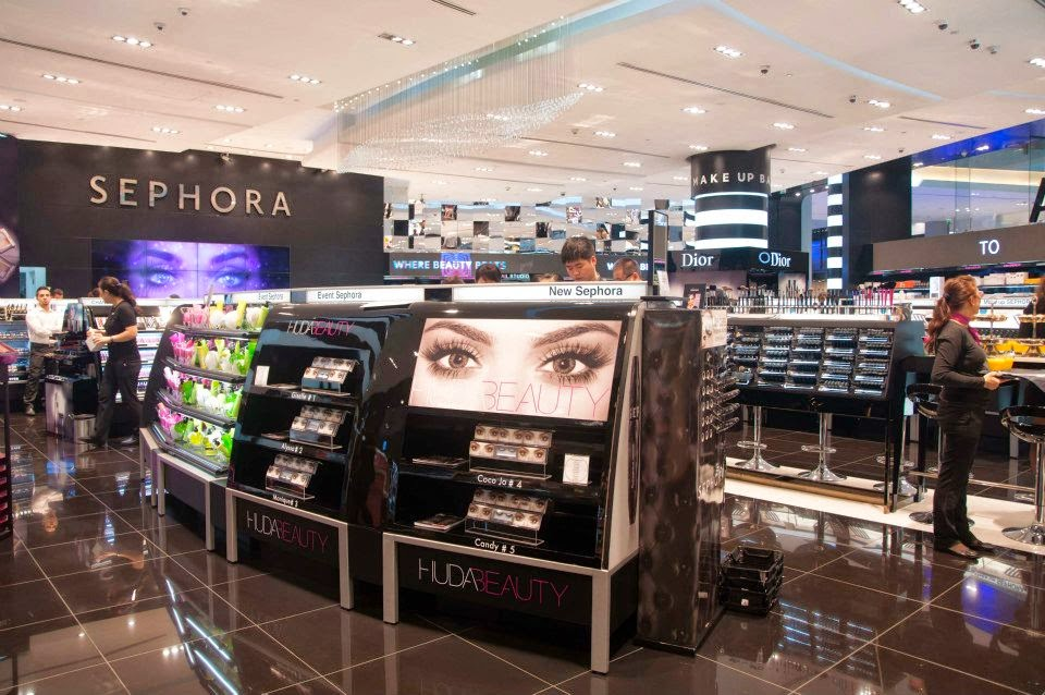 Image result for huda beauty at sephora