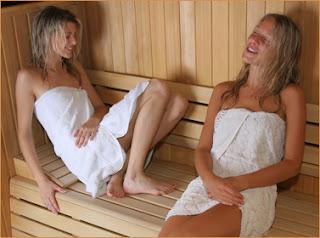 Sauna, Formidable Tratamiento de Belleza