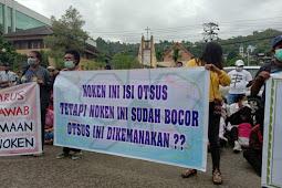 Nama Diganti Pendatang, Calon Bintara Noken Tuntut Keadilan di Polda Papua