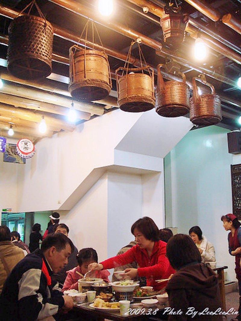 古早厝人文豆腐美食|深坑老街餐廳