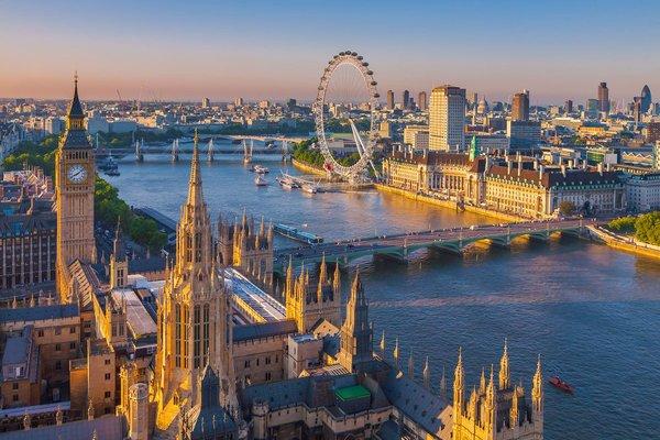 Лондон - город гордых