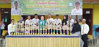Plt. Kadisdik Batubara : Pentas PAI Dapat Mewujudkan Peserta Didik Yang Berkarakter