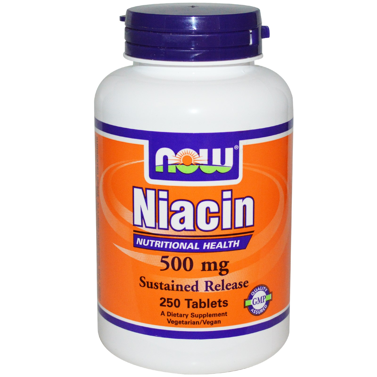 Niacin before drug test