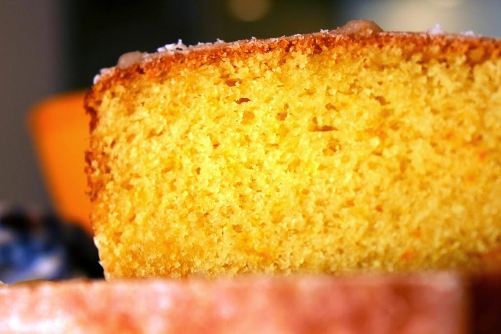 Eggless Orange Sponge Cake Recipe Without Condensed Milk