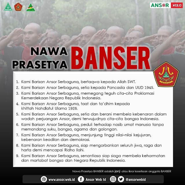 Nawa Prasetya Banser - www.ansor.web.id