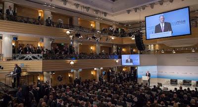 Позиции США и Германии по отношению к России, Ирану и НАТО принципиально отличаются