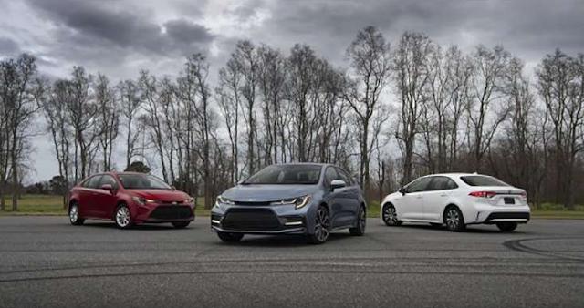 Toyota Corolla Hybrid 2020 es el auto ecológico del año