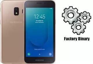 Samsung Galaxy J2 Core SM-J260F Combination Firmware