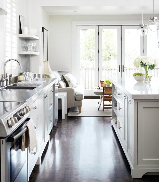 Prairie Perch: Bright & Beautiful Kitchens