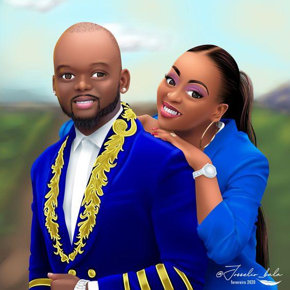 Mr Bow e Liloca vão casar (tradicionalmente)