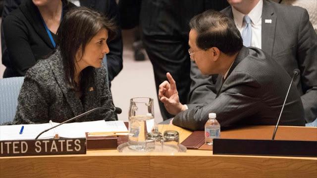 China aplaza una solicitud de EEUU contra Pyongyang en el CSNU
