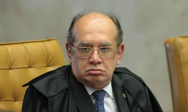 Conhecido por livrar bandidos, Gilmar Mendes decide a favor de Flávio Bolsonaro em caso das rachadinhas