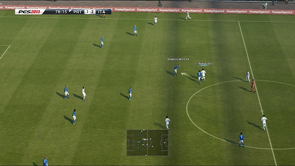 RIALSOFT.com - Pro Evolution Soccer PES 2013 Reloaded For PC Full Crack