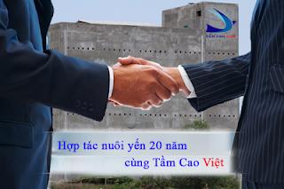 chuong-trinh-hop-tac-nuoi-yen-20-nam-tai-dak-lak