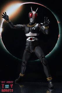 S.H. Figuarts Shinkocchou Seihou Kamen Rider Black 02