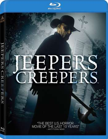 Poster Of Jeepers Creepers 2001 Dual Audio 720p BRRip [Hindi - English] ESubs Free Download Watch Online