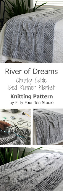 Fifty Four Ten Studio River Of Dreams New Chunky Cable