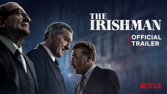 The Irishman Top Best Hollywood Movies 2019 List so far