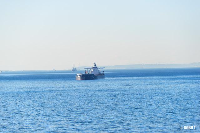 海ほたるPAからの景色