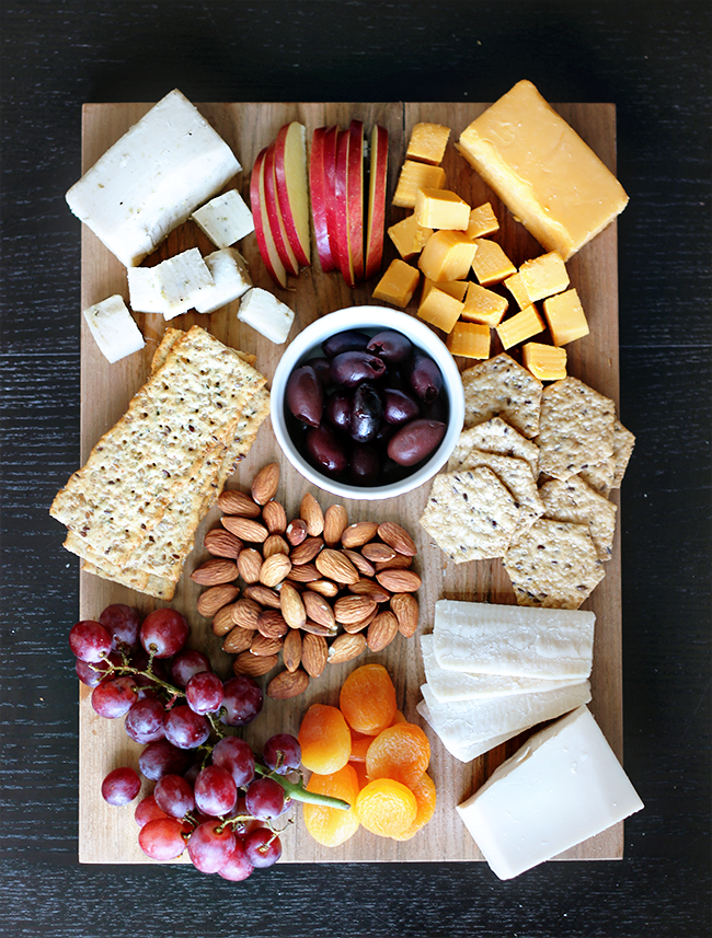 Vegan Cheese Party Tray