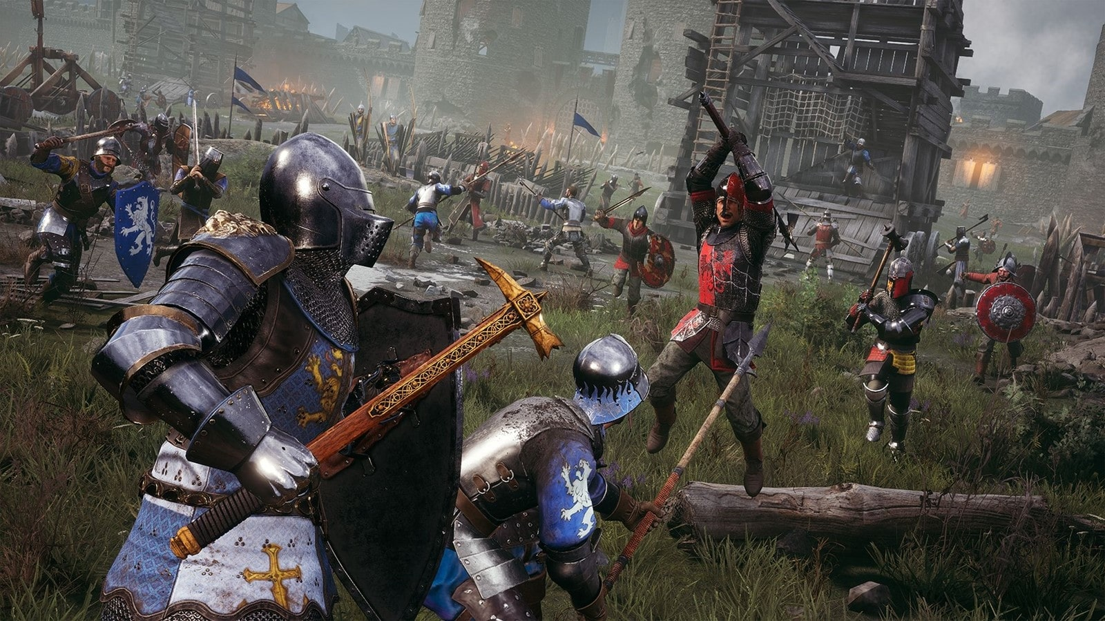 Weapon classes in Chivalry 2 (which weapon to use)