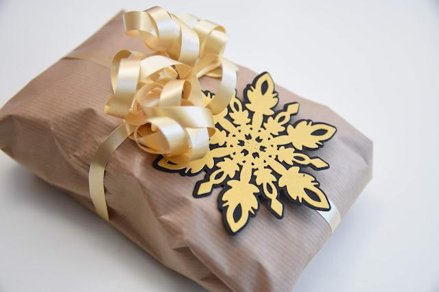 Månedens utfordring       #12 Tag/pakkelapp til jul