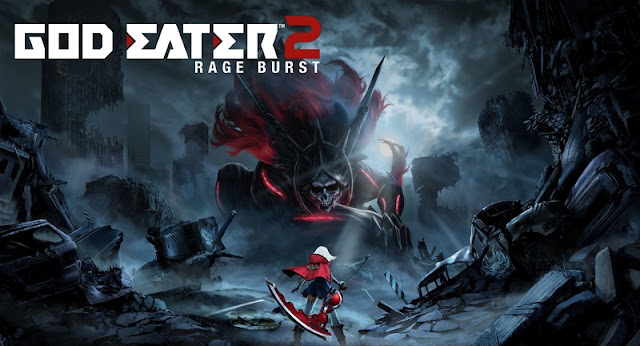 God Eater 2 Rage Burst - CPY