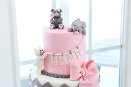 7 idee per la torta della doccia per bambini carine e deliziose
