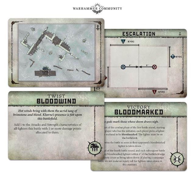 Cartas Battleplan Warcry