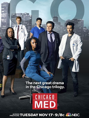 Chicago Med (TV Series) S01 2016 DVD R4 NTSC Latino