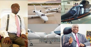 Oyedepo owns 5 private jets, 3 universities, only a fool will pay first fruit to him- Nigerian man blows hot
