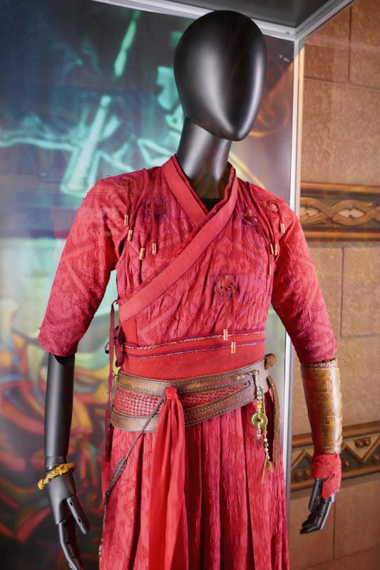 Shang-Chi Katy film costume