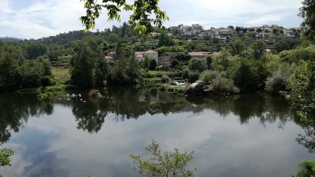 Rio Tâmega em Amarante