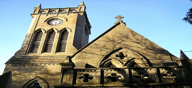 Kasauli Attraction : Christ Church Kasauli