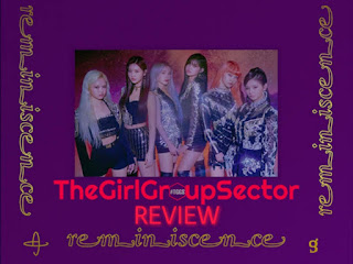 everglow 1st mini album review