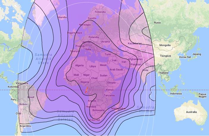 Channel List Satellite Eutelsat 10A 10 0°E C/KU Band - Info