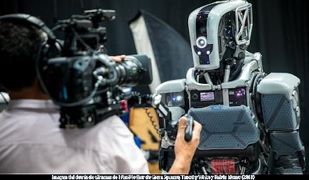 Máquinas de computación, creatividad artificial y cine digital