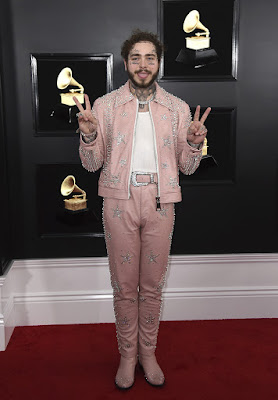 #Moda - As figuras nos Grammys 2019