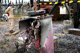 PHCN Transformer Explodes Killing a Pregnant Woman And 5 Others