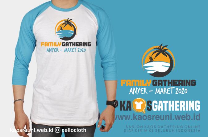 Anyer Maret Family Kaos Gathering  - Kaos Family Gathering - Kaos Employe Gathering