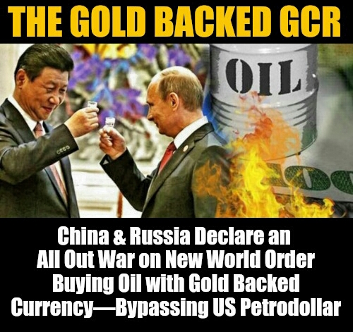 """""""Gold-backed GCR and Disconnected Intel"""" by Ron Giles 6/20/19 20190620_100048"""