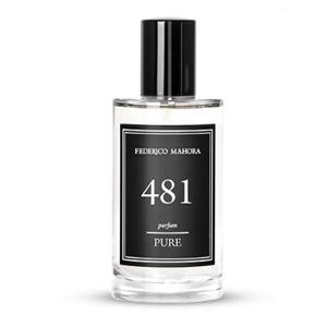 Ekstrawagancki Orientalno Kwiatowe Perfumy PURE 481