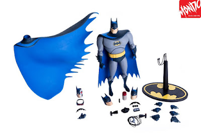 Batman The Animated Series 16 Scale Collectible Action Figure by Mondo